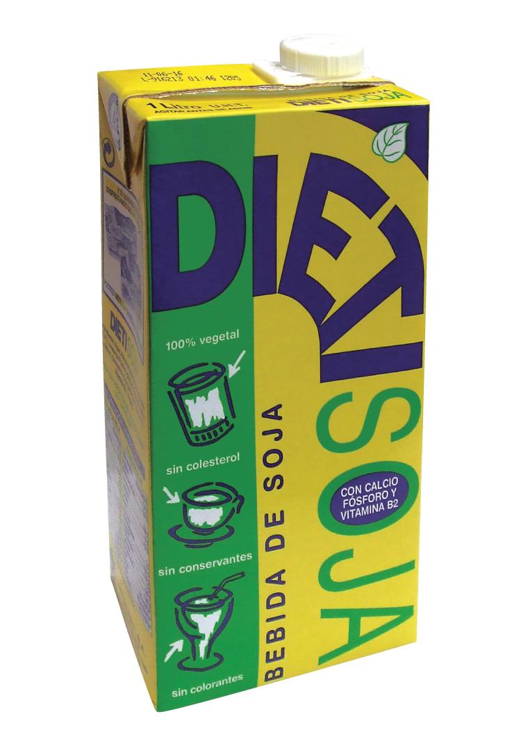 Envase de Dietisoja