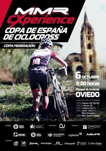 Cartel primera prueba Copa de España de Ciclocross