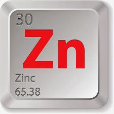 Símbolo del zinc