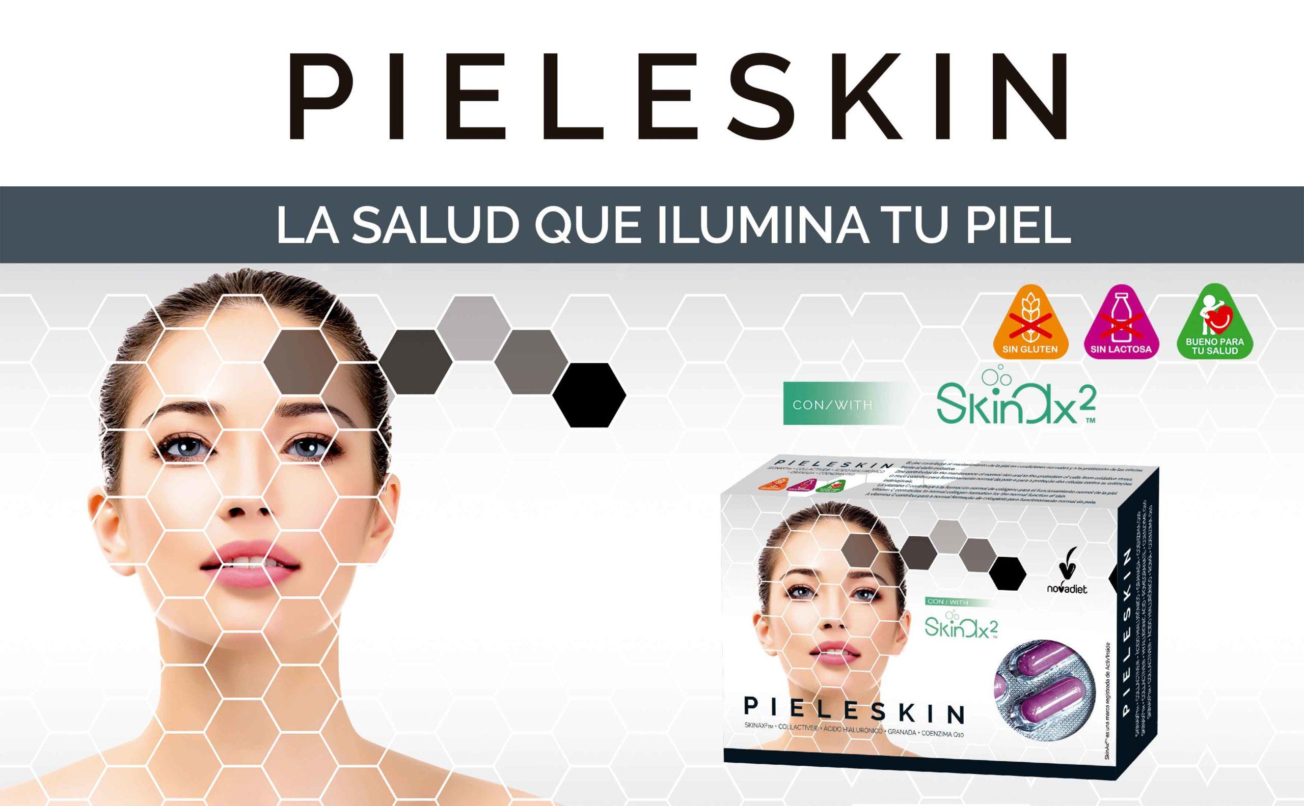 Pieleskin, la salud que ilumina tu piel